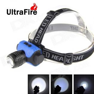 enlarge LED headlamp UltraFire LZZ