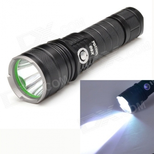 enlarge LED Flashlight Warsun X60 1198lm Cree XM-L2 T6