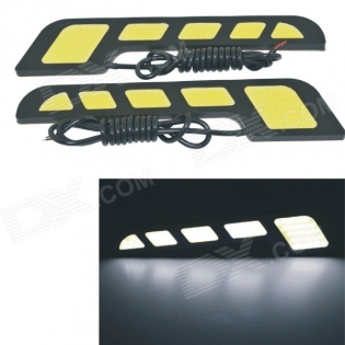 enlarge LED Daytime Running Light Carking 12V 6W 400lm 6000K (2PCS)