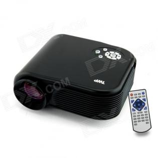 enlarge Portable Mini LED Projector TWP HX868