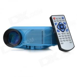 enlarge LED Mini Projector HX-868