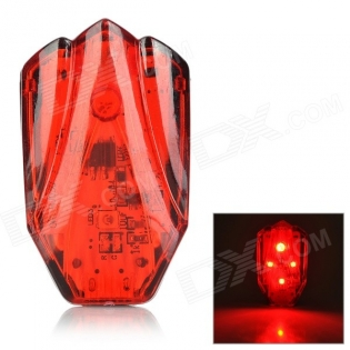 enlarge LED taillight for bike HJ-031