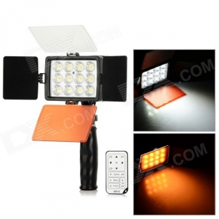 enlarge Professional LED Video Light with Filters LED-1040