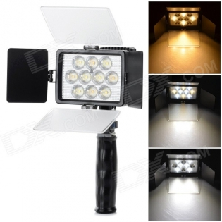 enlarge Universal LED video spotlight LED-1030A 2375lm
