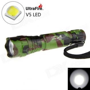 enlarge LED Flashlight Ultrafire 501B XP-L V5 LED