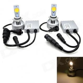 enlarge LED bulbs JMT-4HL-9006 9006 36W 3200lm 3500K (DC12~24V / 2 PCS)