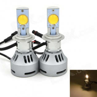 enlarge LED bulbs JMT-4HL-H7 H7 36W 3200lm 3500K (DC12~24V / 2 PCS)