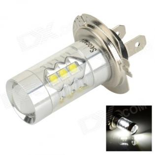 enlarge LED bulb SENCART H7 PX26D 80W Cree XP-E