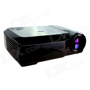 enlarge LED projector GB800 3500lm