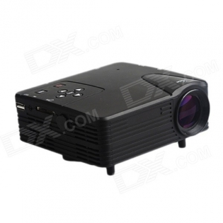 enlarge LED projector GB580 Mini 1080P