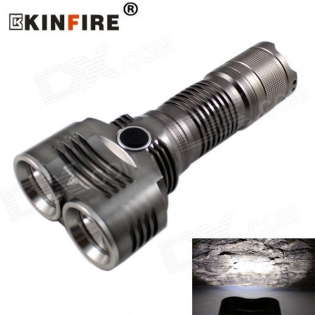 enlarge LED Flashlight KINFIRE KF-230 XM-L U2