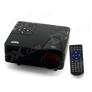 enlarge LED projector TWP H08
