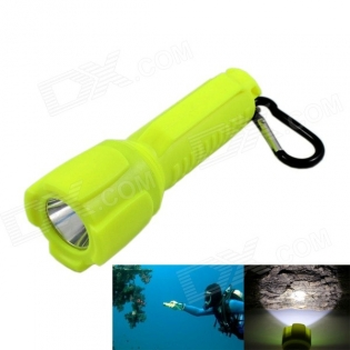 enlarge Waterproof LED Flashlight KINFIRE D36 XR-E R3 380lm