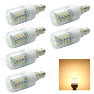 enlarge LED bulbs HONSCO E14 4W 3500K 280lm 6 PCS