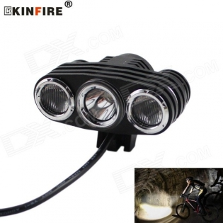enlarge Bike LED light KINFIRE X30 1500lm