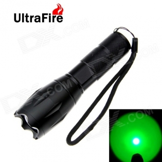 enlarge LED Flashlight UltraFire A100 LED 100lm