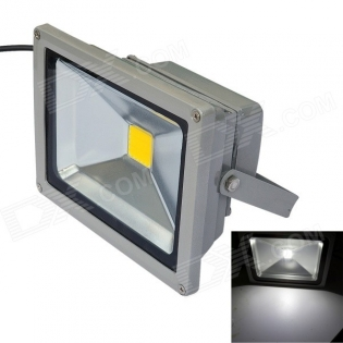 enlarge LED Spotlight JIAWEN FL-20W-002-CW-DC 20W 6500K 1600lm IP65
