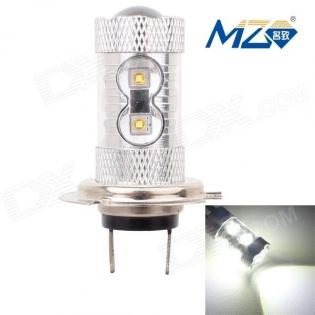 enlarge LED bulb MZ H7 50W 2500lm 6500K 10x XT-E