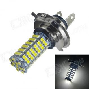 enlarge LED bulb JIAWEN H4 5W 6500K 350lm 102x SMD 3528 (DC 12V)