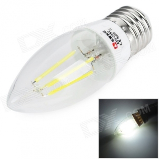 enlarge LED bulb LeXing Lighting E27 4W COB 6500K 320lm