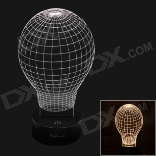 enlarge 3D LED Lamp Bulb FineSource FS-DP