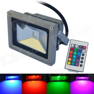 enlarge RGB LED spotlight JIAWEN IP65 waterproof 10W 900lm