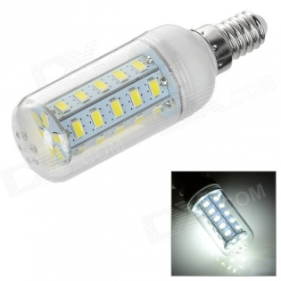 enlarge LED bulb E14 8W  8500K 320lm 36-SMD 5730