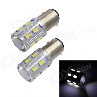 enlarge LED bulbs T20 10W 12V 600lm 5555K 2PCS