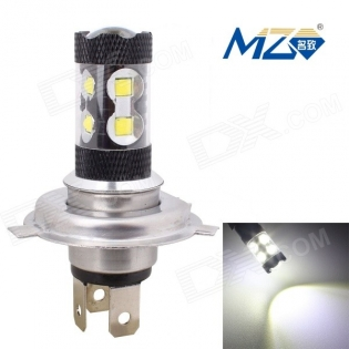 enlarge LED bulb MZ H4 60W XT-E  6500K 2700lm SMD 3535