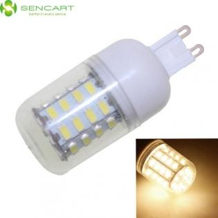 enlarge LED bulb SENCART G9 8W 3500K 720lm 40-SMD 5730 (AC 110~240V)