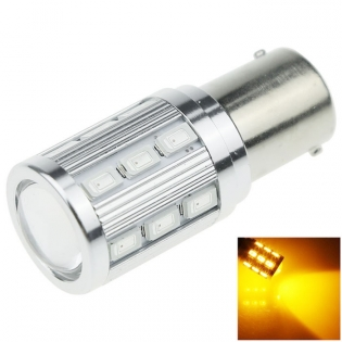 enlarge LED turn signal bulb 1156 / BA15S 7W 700lm 18 x 5630 + 1 CREE LED