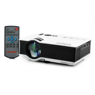 enlarge LED projector UNIC UC40