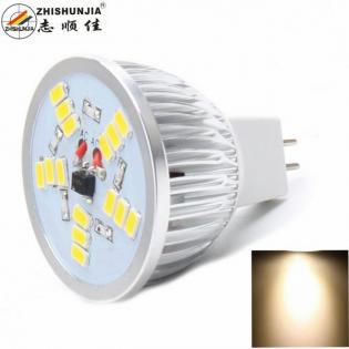 enlarge LED spotlight ZHISHUNJIA MR16 5W 400lm 3000K