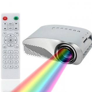 enlarge HD Home Mini LED Projector GP8S 32W