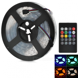 enlarge RGB LED Strip JRLED Waterproof 60W 6000lm SMD 5050 100~240V