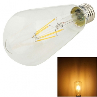enlarge LED bulb YouOKLight E27 4W 400lm 3000K (AC 110~120V)