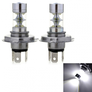 enlarge LED bulbs Marsing H4 50W 10-XPE 6500K 4000lm (DC 12~30V / 2 Pcs)