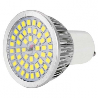 enlarge LED spotlight GU10 7W 6000K 640lm 48-SMD 2835 (AC 100~240V)