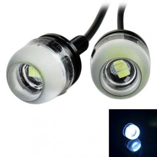 enlarge Eagle Eye Backup Lamp 12V 4.5W 36lm 6500K 2PCS
