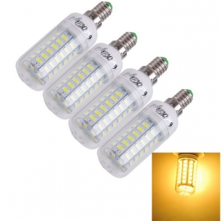 enlarge LED bulbs YouOKLight E14 15W 59-SMD 5730 1480lm 3000K (AC 110V / 4 PCS)