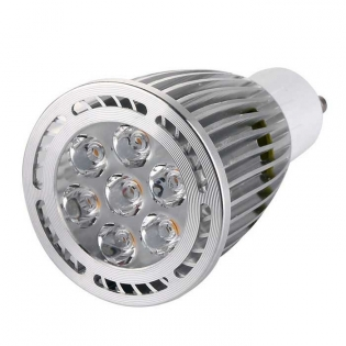 enlarge LED bulb GU10 7W 3000K 700lm