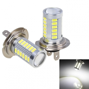 enlarge LED bulbs H7 7.5W 1200lm 6000K