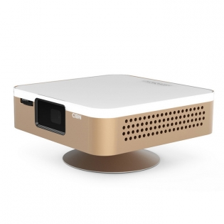 enlarge LED projector SOOALL D5S Mini