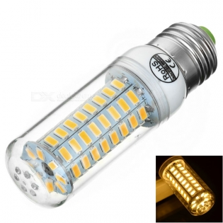 enlarge LED bulb E27 6W 3000K 470lm 72-SMD 5730 (AC 220~240V)
