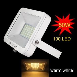 enlarge LED spotlight Uniting IP65 50W 100x2835 LED 5000lm 3000K