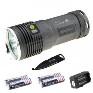 enlarge LED flashlight Ultrafire XM-L2 U2 9-L2