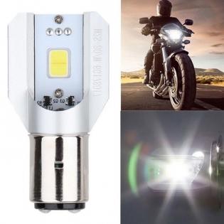 enlarge Motorcycle LED bulb Jiawen COB Ba20d