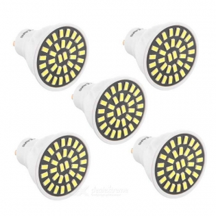 enlarge LED bulbs YWXLight GU10 7W