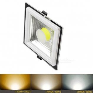 enlarge LED Ceiling Light ZHISHUNJIA 15W COB