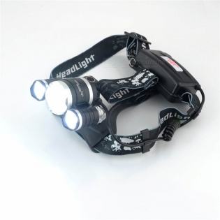 enlarge LED Headlamp XM-L T6 1200lm